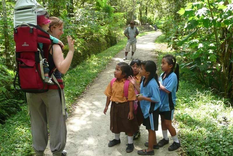 RiksjaKids Indonesie 1.jpg Bali Gezinsreis 40plusteens image gallery