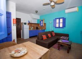 Hacienda Guaro Viejo woonkamer 2 kamer appartement.jpg Hacienda Guaro Viejo 40plusteens