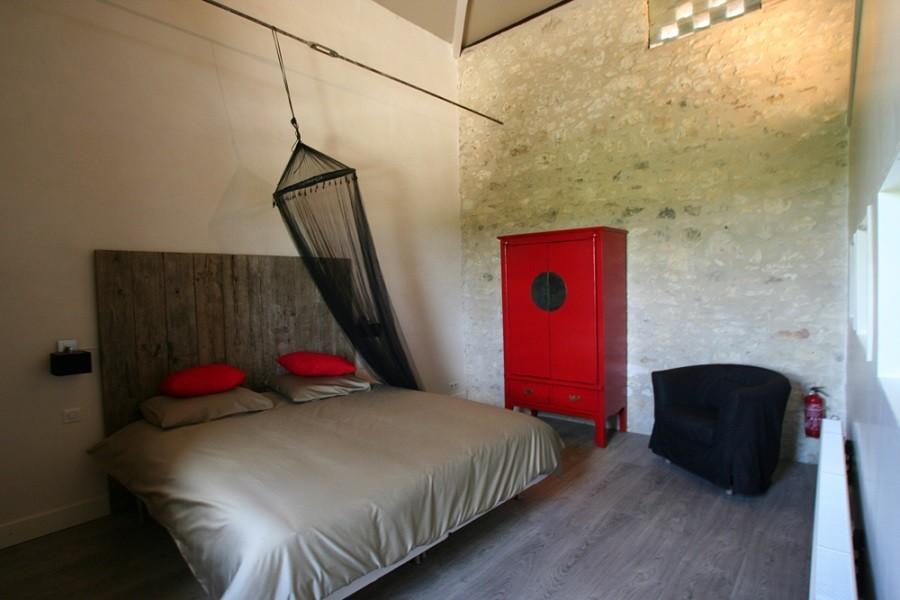 Villa Lafage in de Dordogne, Frankrijk Pigionnier slaapkamer Villa Lafage 40plusteens image gallery
