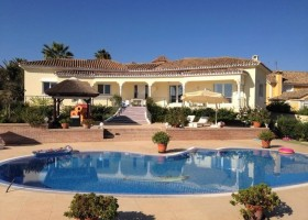 Villa Marbella in Andalusie, Spanje huis met zwembad Villa Marbella 40plusteens