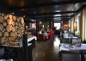 Berghotel Axx in Tirol, Oostenrijk restaurant Berghotel Axx 40plusteens