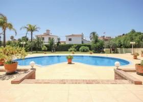 Villa Marbella in Andalusie, Spanje zwembad Villa Marbella 40plusteens