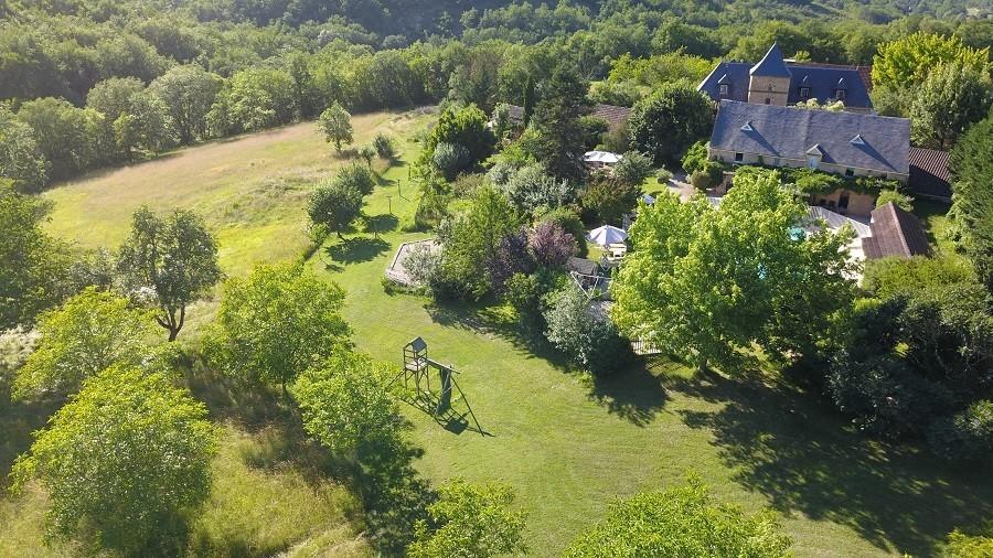 Domaine de Montsalvy in de Lot Frankrijk grote tuin Domaine de Montsalvy 40plusteens image gallery