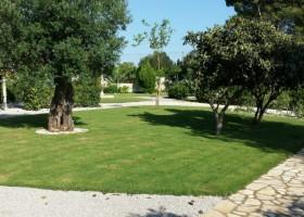 Al Gelsomoro in Apulie, Italie tuin 2 Al Gelsomoro 40plusteens