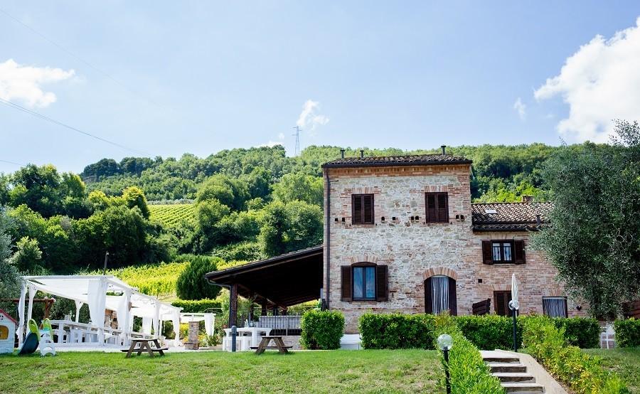 Villa Alwin in Le Marche, Italie huis Villa Alwin 40plusteens image gallery