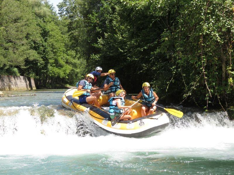 Enotria Travel rafting.jpg Familiereis Actief & Strand Calabrië 40plusteens image gallery