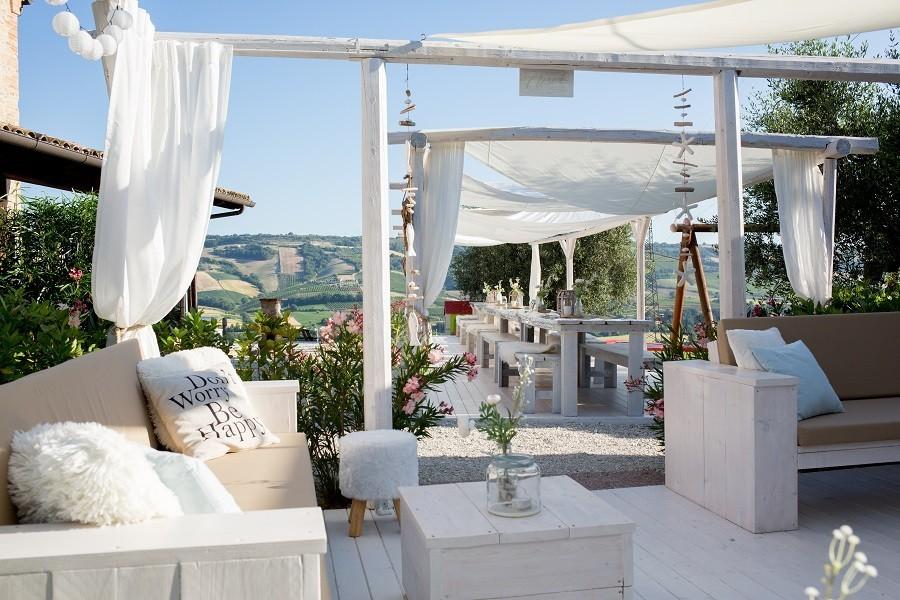 Villa Alwin in Le Marche, Italie loungehoek Villa Alwin 40plusteens image gallery