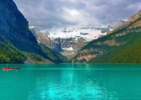 Travelnauts West-Canada - Lake Louise Familiereis door het ruige westen van Canada 40plusteens