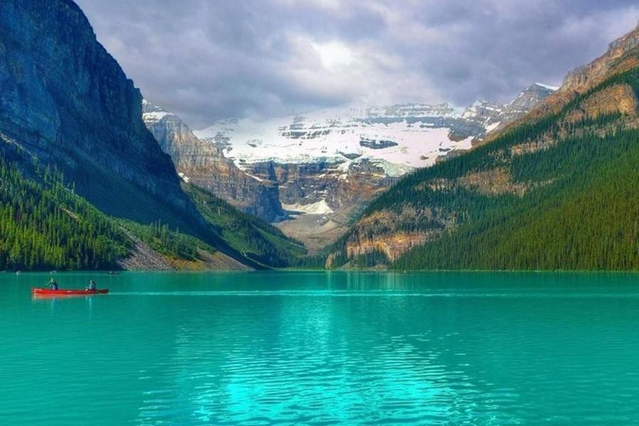 Travelnauts West-Canada - Lake Louise Familiereis door het ruige westen van Canada 40plusteens image gallery