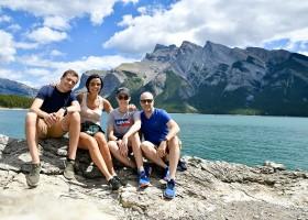Travelnauts Canada Familiereis door het ruige westen van Canada 40plusteens