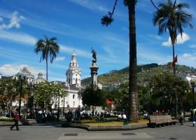 Local Hero Travel rondreis Ecuador quito-plaza-de-indepencia Ecuador rondreis familie avontuur 40plusteens