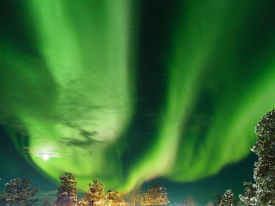 Travelnauts rondreis finland-lapland-noorderlicht Familiereis winters Lapland 40plusteens image gallery