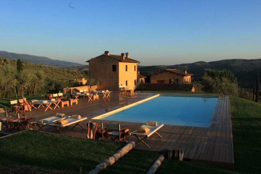Tritt - Case in Toscana