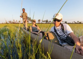 Local Hero Travel rondreis namibie-okavango-rivier-varen Namibië rondreis familie avontuur 40plusteens