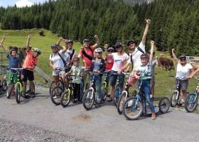 Berghotel Axx in Tirol, Oostenrijk steppen Berghotel Axx 40plusteens