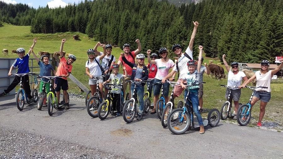 Berghotel Axx in Tirol, Oostenrijk steppen Berghotel Axx 40plusteens image gallery