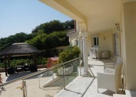 Villa Marbella in Andalusie, Spanje veranda Villa Marbella 40plusteens