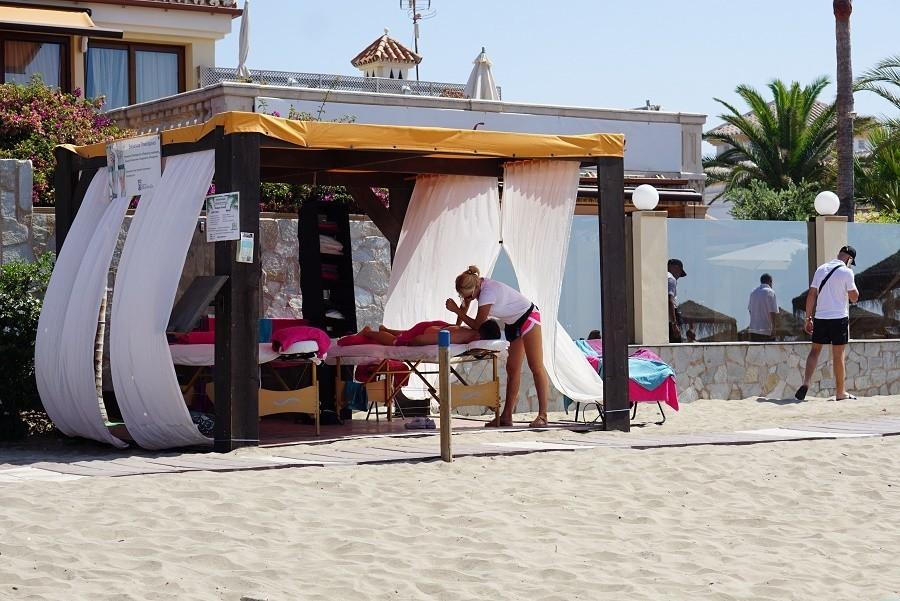 Villa Marbella in Andalusie, Spanje massage op het strand Villa Marbella 40plusteens image gallery